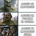Hulk do zap, invoco-te