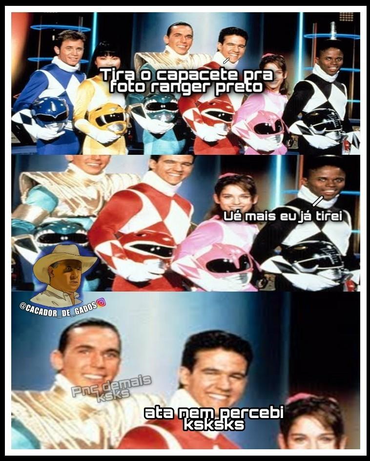 Power Rangers - meme