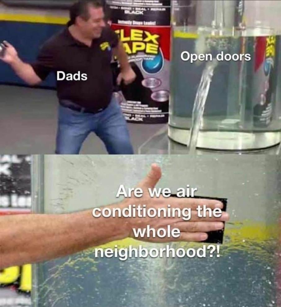 If I had one - meme