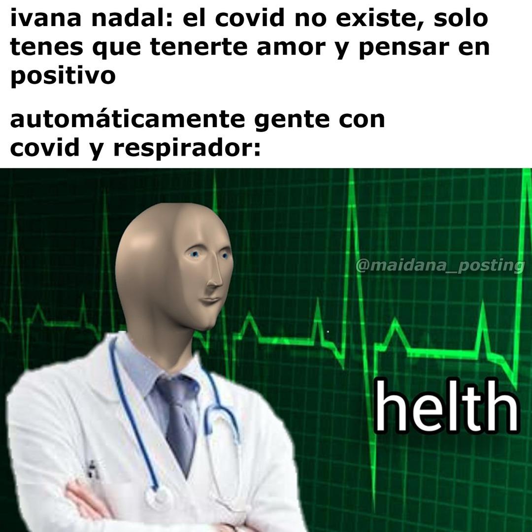 Helth :D - meme