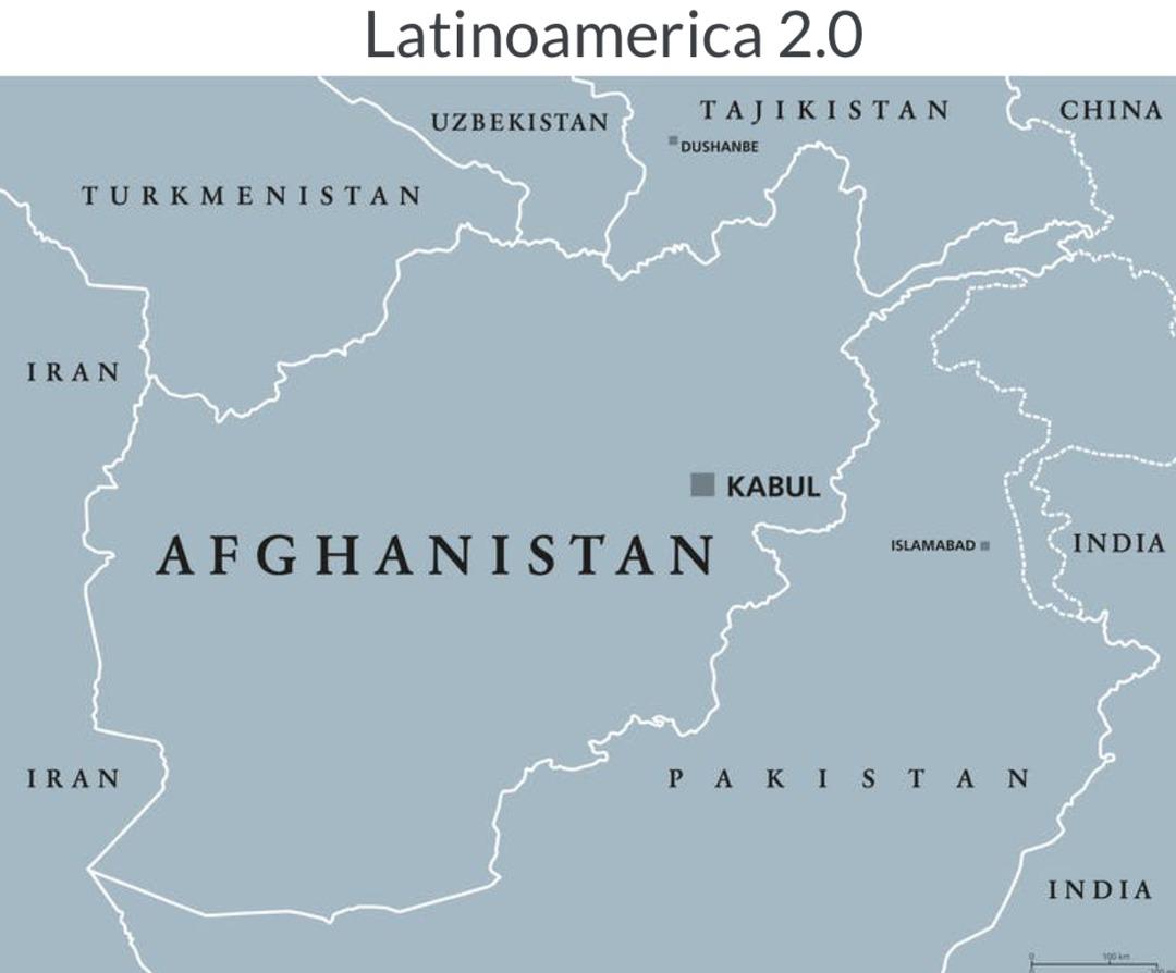 Contexto: Los talibanes tienen el control de Afganistán y los ciudadanos afganos hacen todo lo posible por salir de su país - meme
