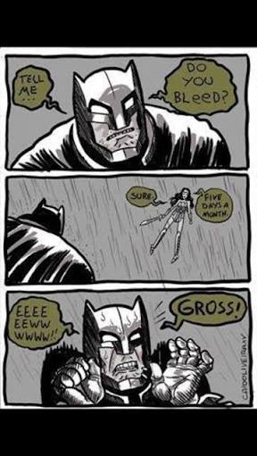 Do you bleed? - meme