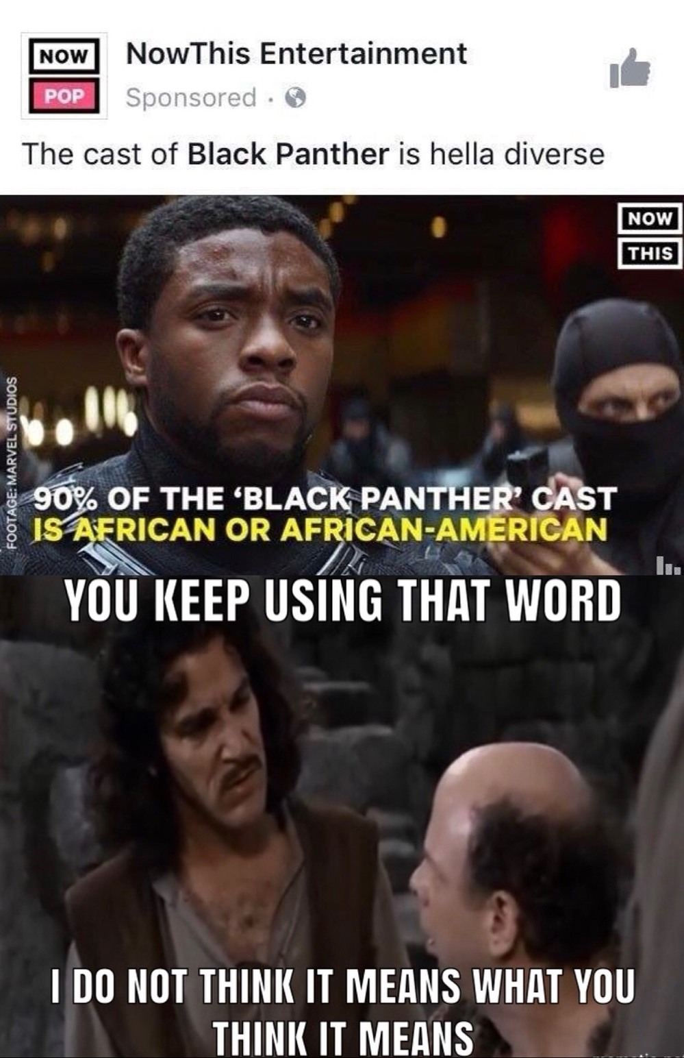 Diversity - meme