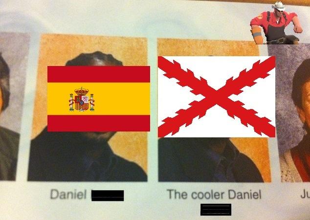 El imperio español es la hostia y te callas - meme