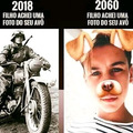 Gerações futuras terão vergonha do passado
