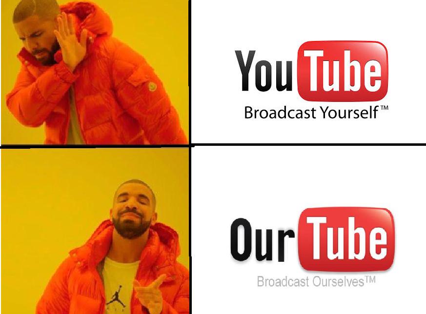 o stalin ia gostar do our (tube) - meme