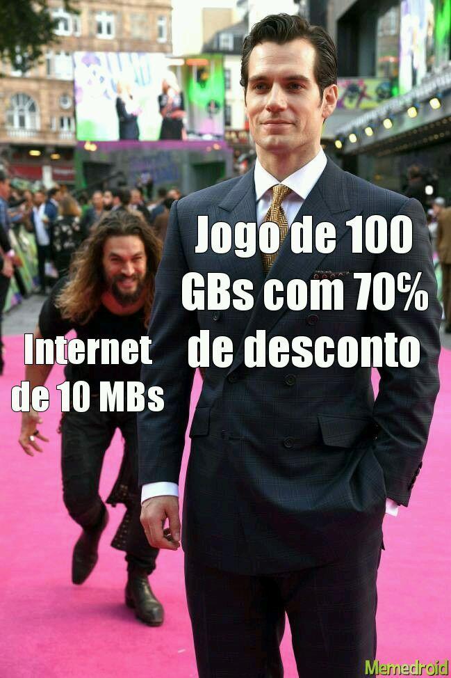 O Jogo(perdi) - meme