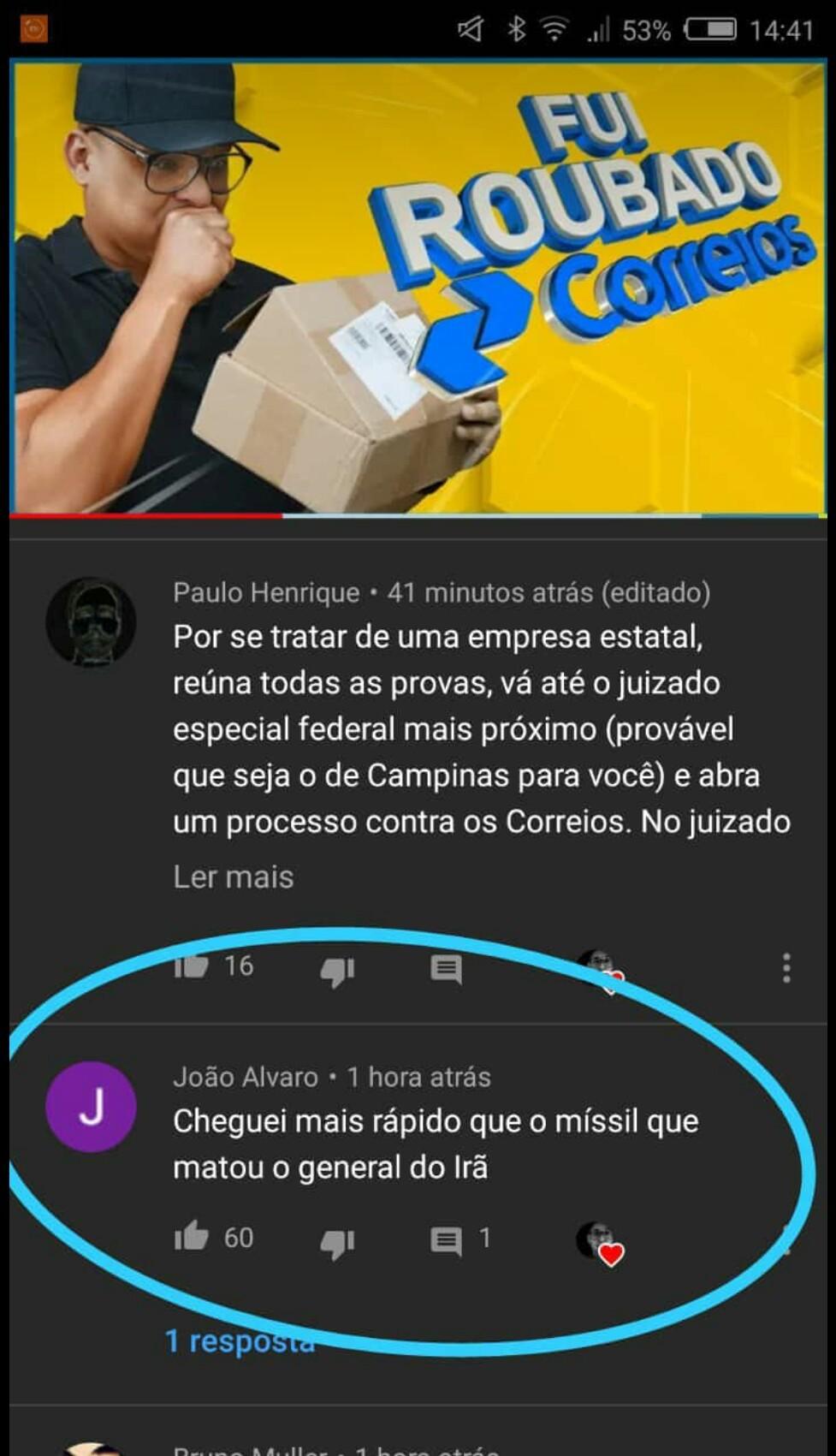 Brasileiro é f*da - meme