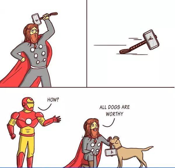 Good dog - meme