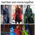 Marvel fairies