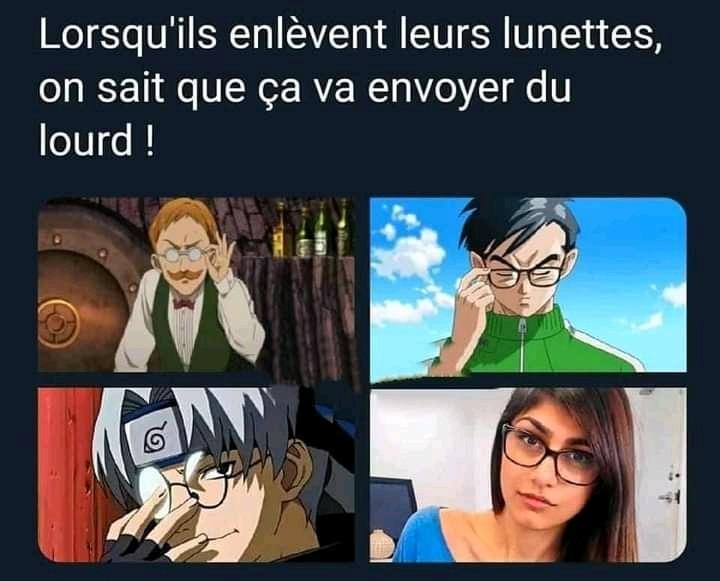 Lourd - meme