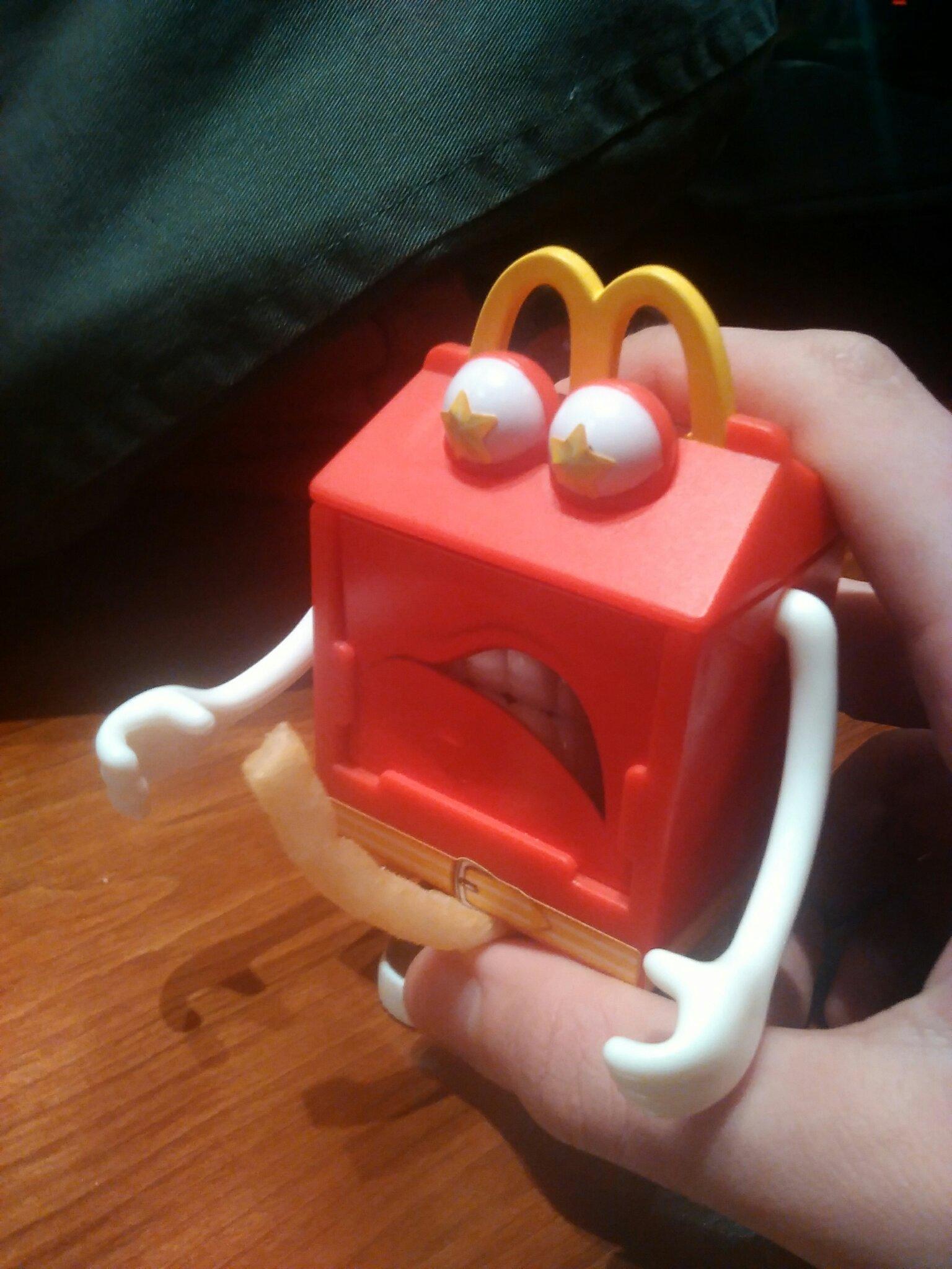 Mon esprit pervers chez McDo (Qui veut ma bonne frite ?) - meme