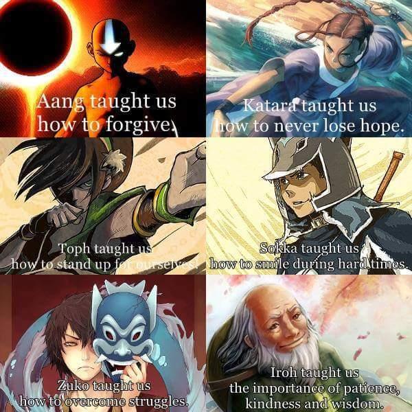 Avatar the Last Airbender - meme