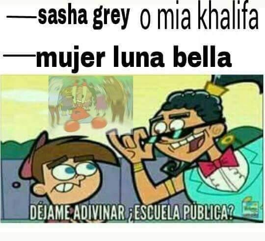 Sasha ;) - meme