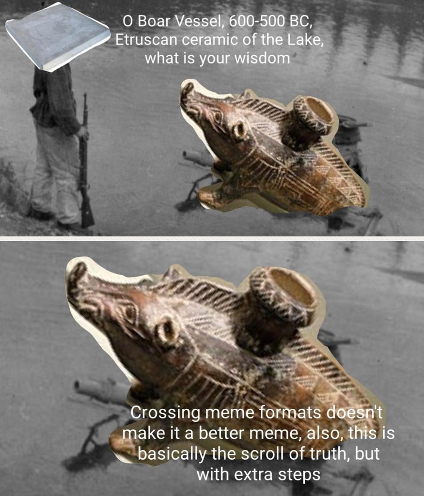 INTERSECTION - meme