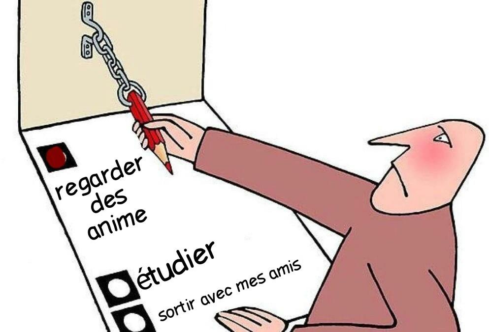 Pas le choix - meme