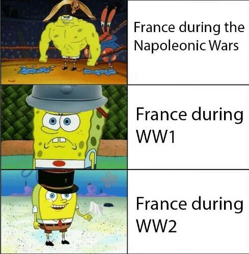Le France - meme