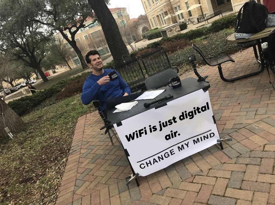 digital air is still awesome. - meme