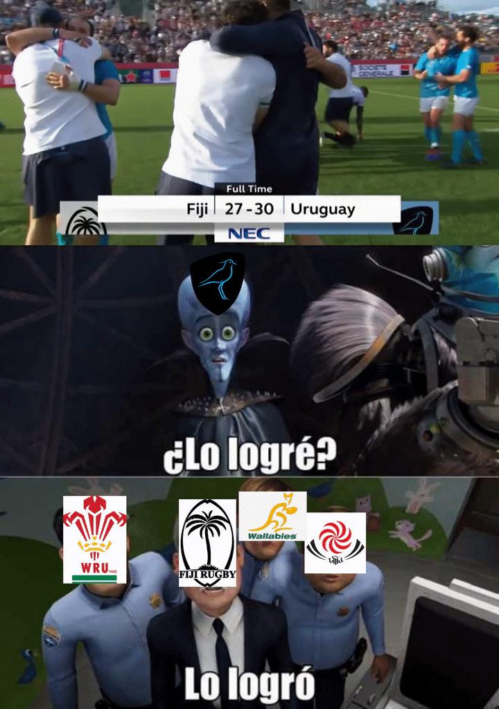 Uruguay cerró muchos ortos - meme