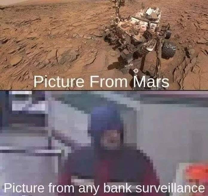 Mars penis - meme