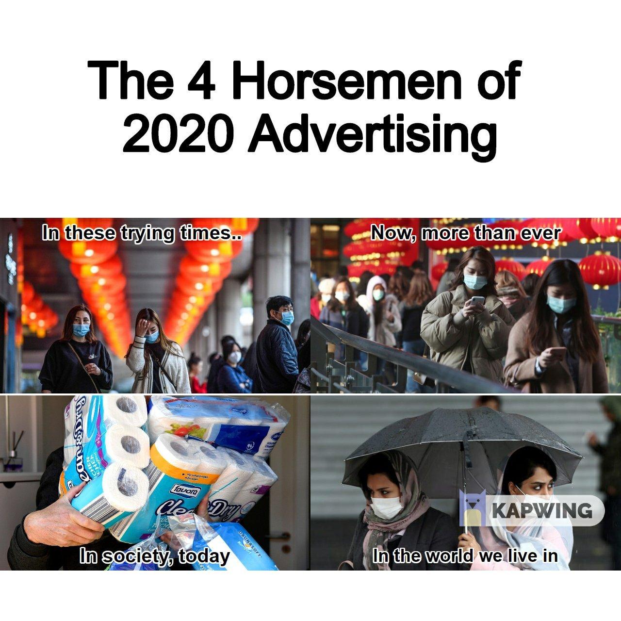 *distant horse noise* - meme