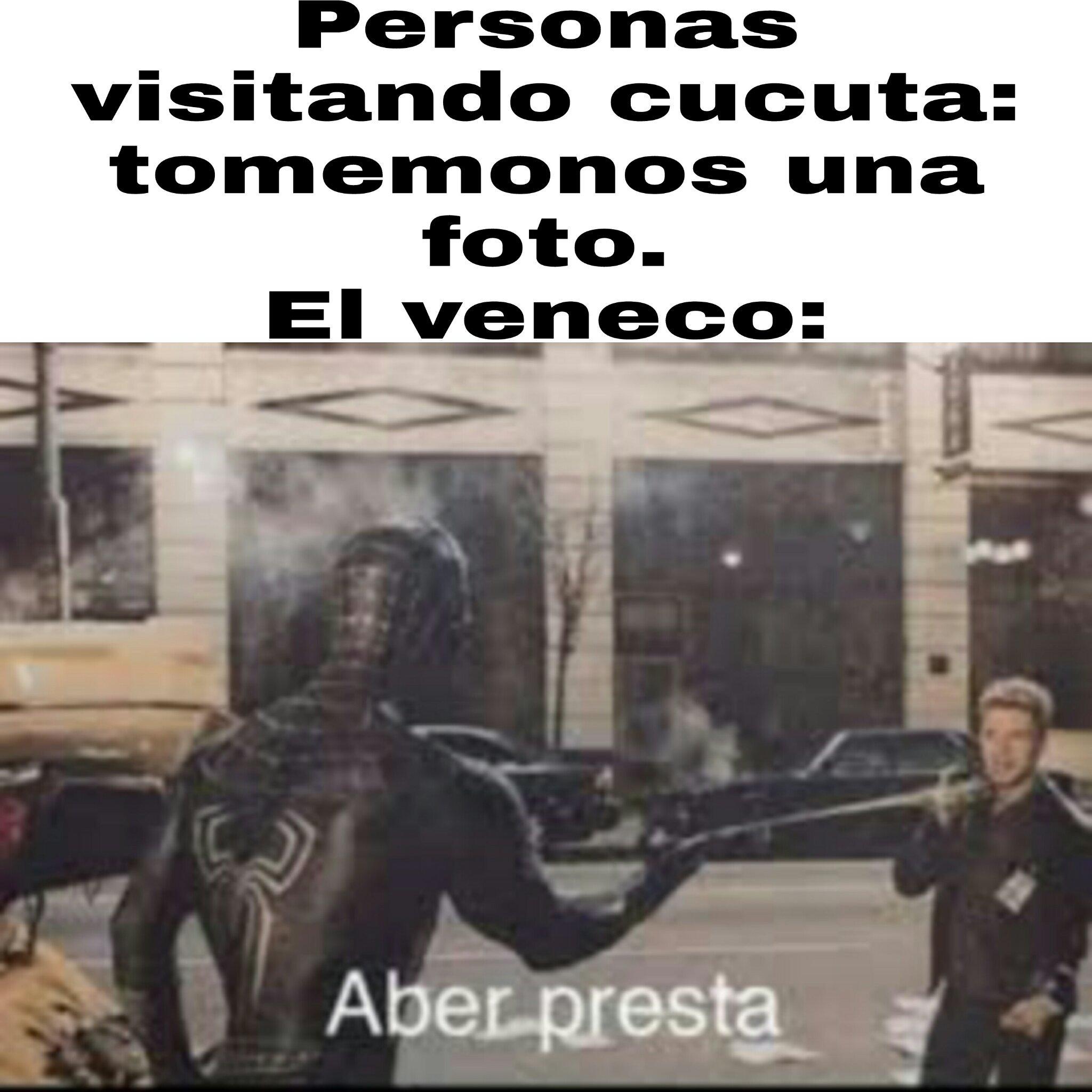 Meme malo de los venezolanos