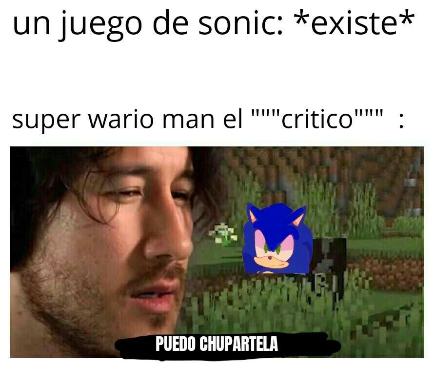 Sonic esta muerto rianse - meme