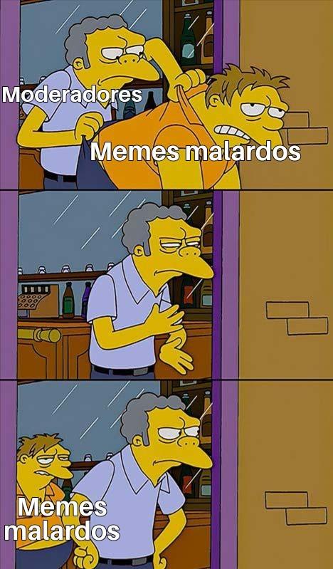 Aveces se les escapan - meme