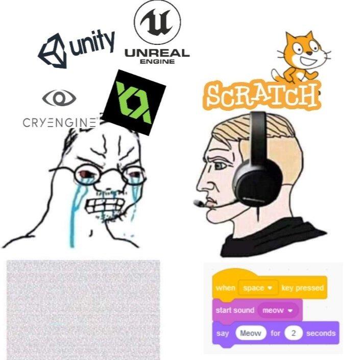 Scratch - meme