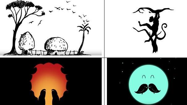 ILUSIONES ÓPTICAS VILLA-ELEFANTE MONO-TIGRE - meme