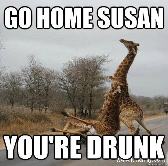 Daaaamn Susan! - meme