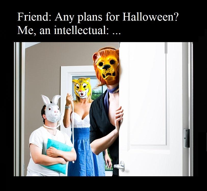 Freaky Halloween - meme