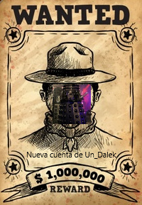 Se busca activamete, sorry Juanencio, tenía que hacerlo, tengo que encontrar su paradero - meme