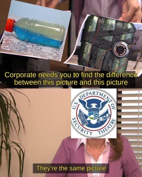 tsa 100 - meme