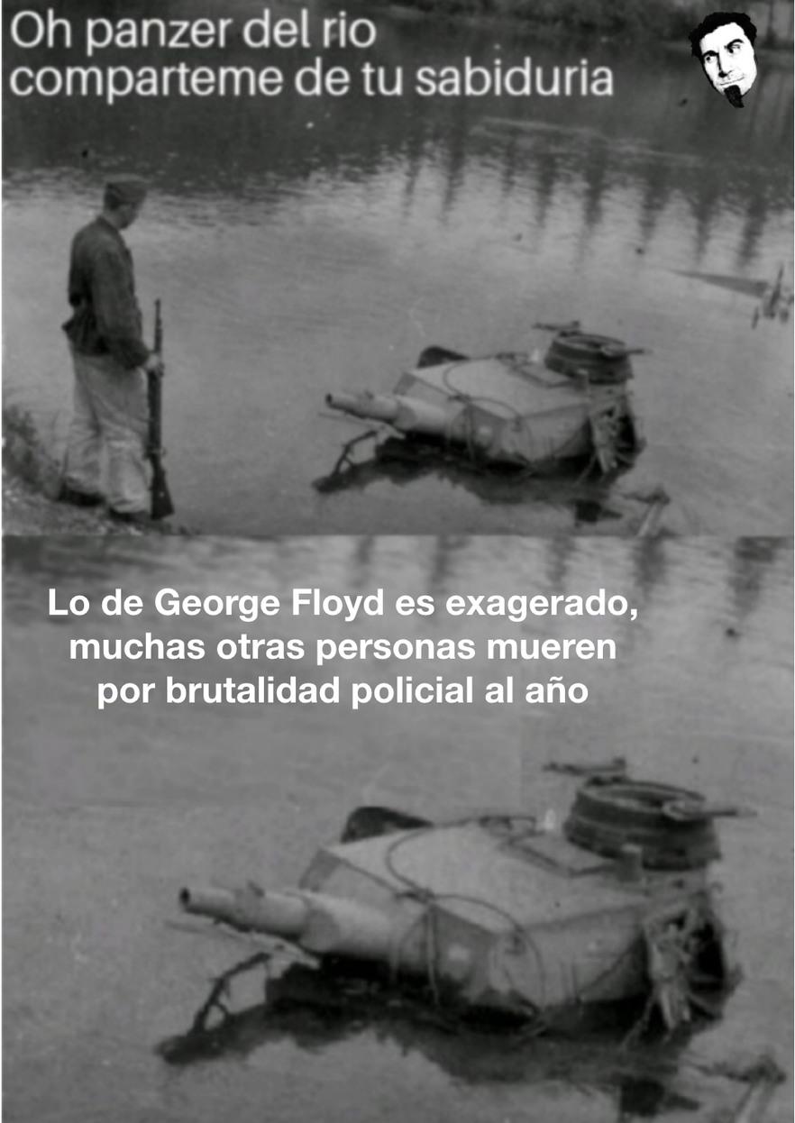 Panzer sabio - meme