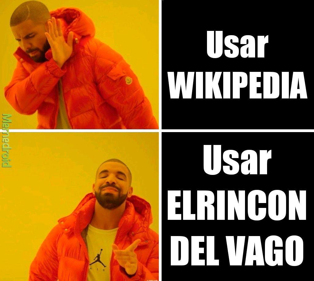 Usen lo es muy bueno - meme