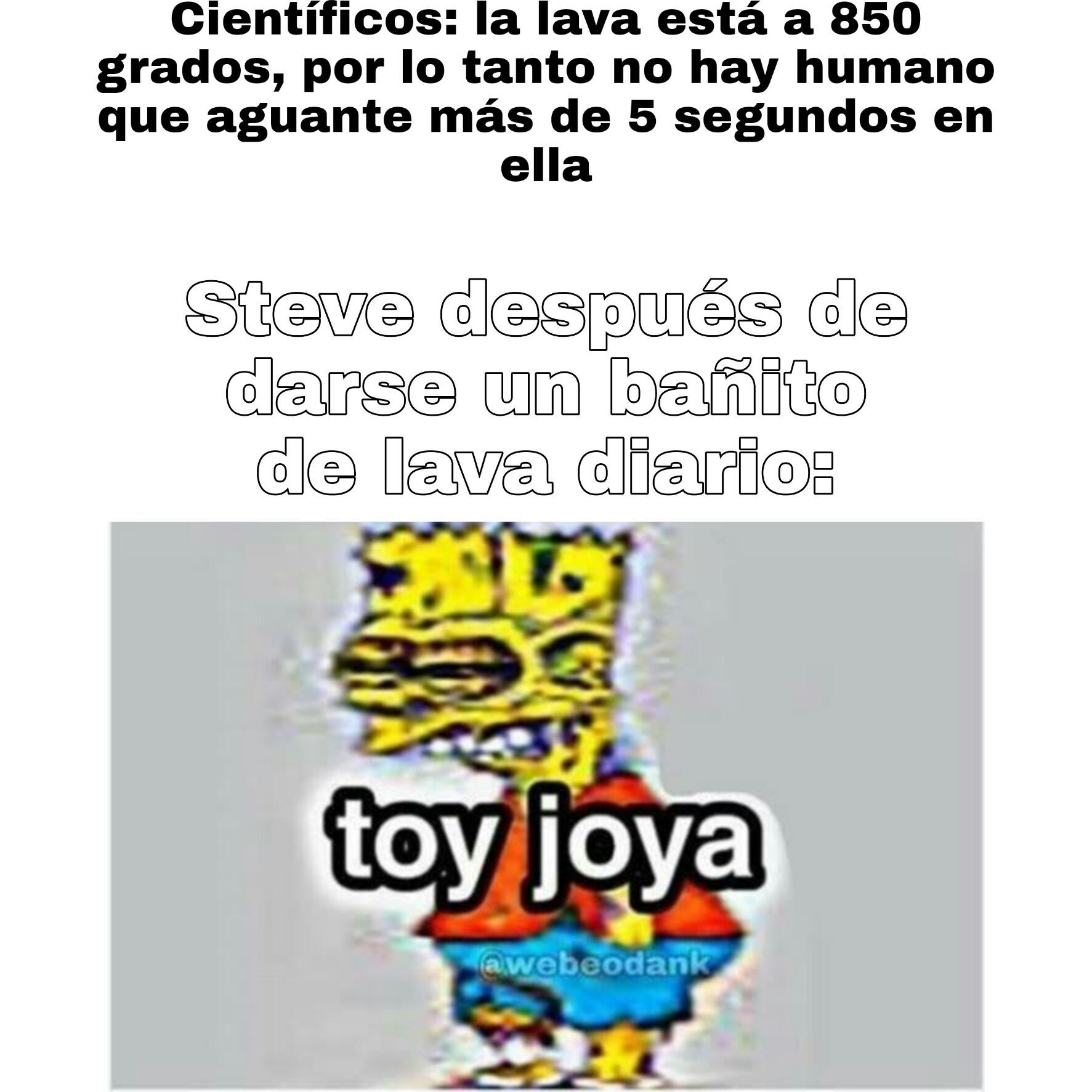 Toy joya - meme