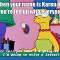 Karen sucks