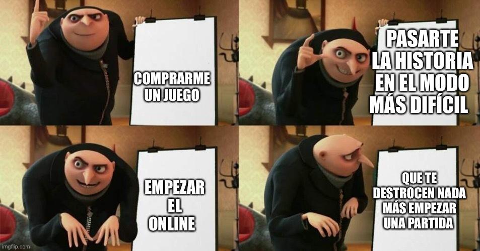 Grus plan - meme