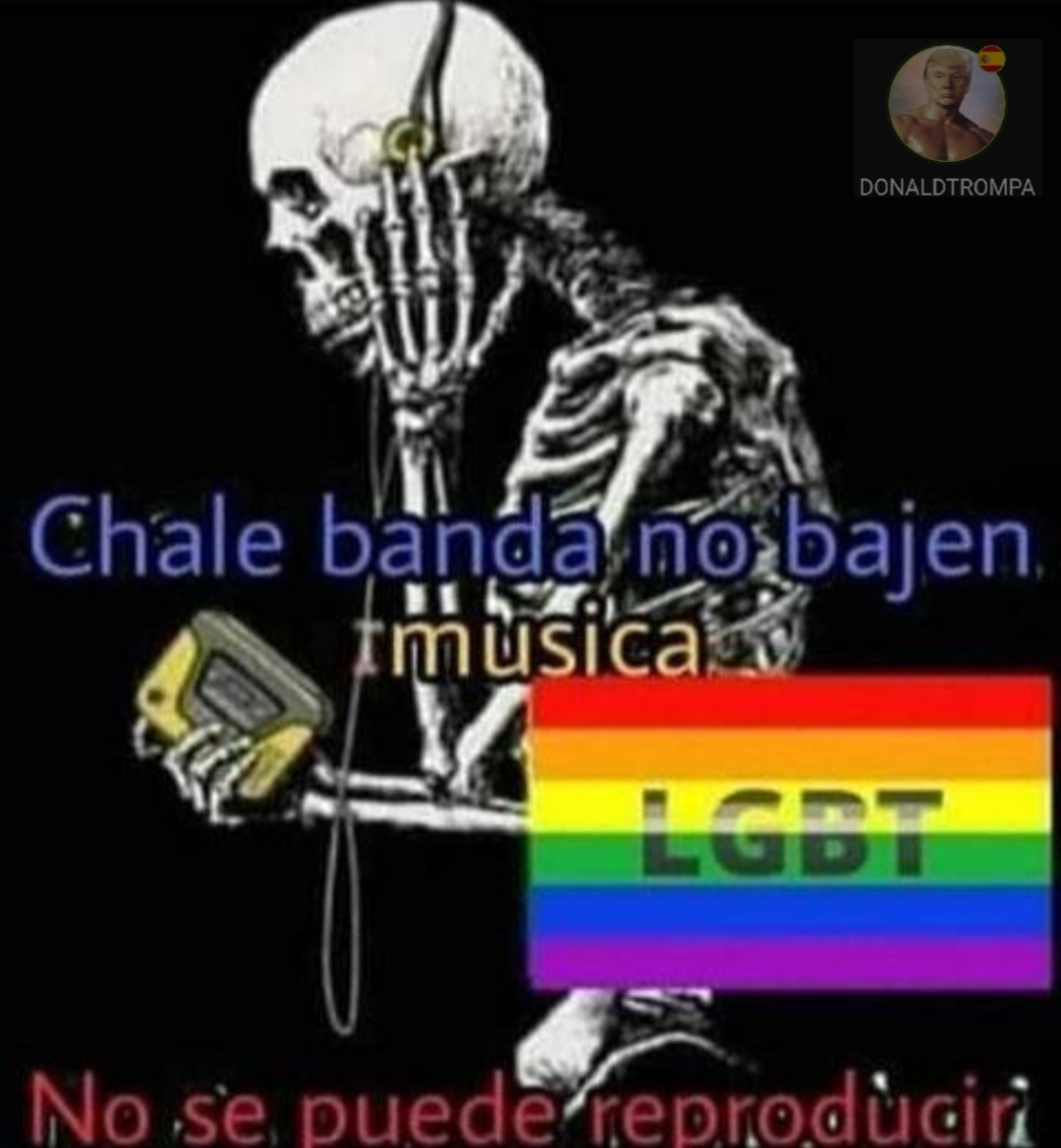 Jaja dijo LGBT ríanse - meme