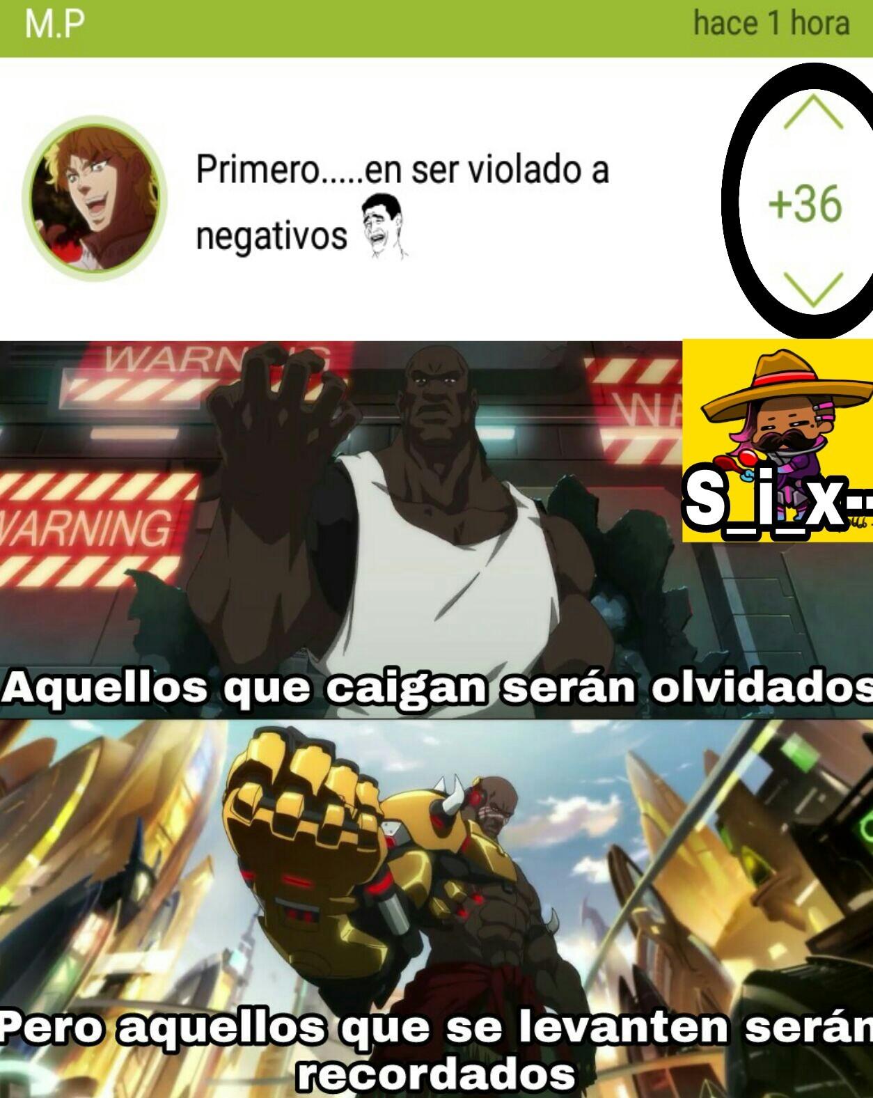 ES UN MAGO!!! - meme