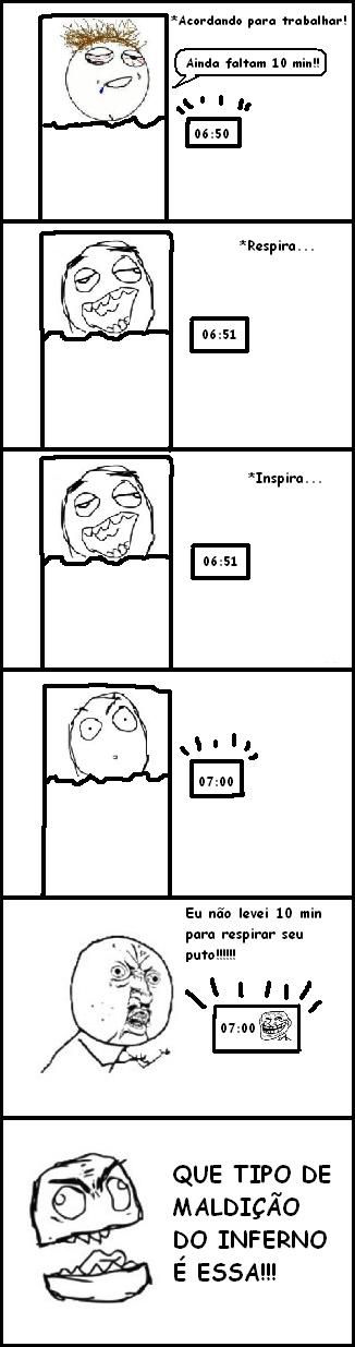 Acontece todo dia - meme