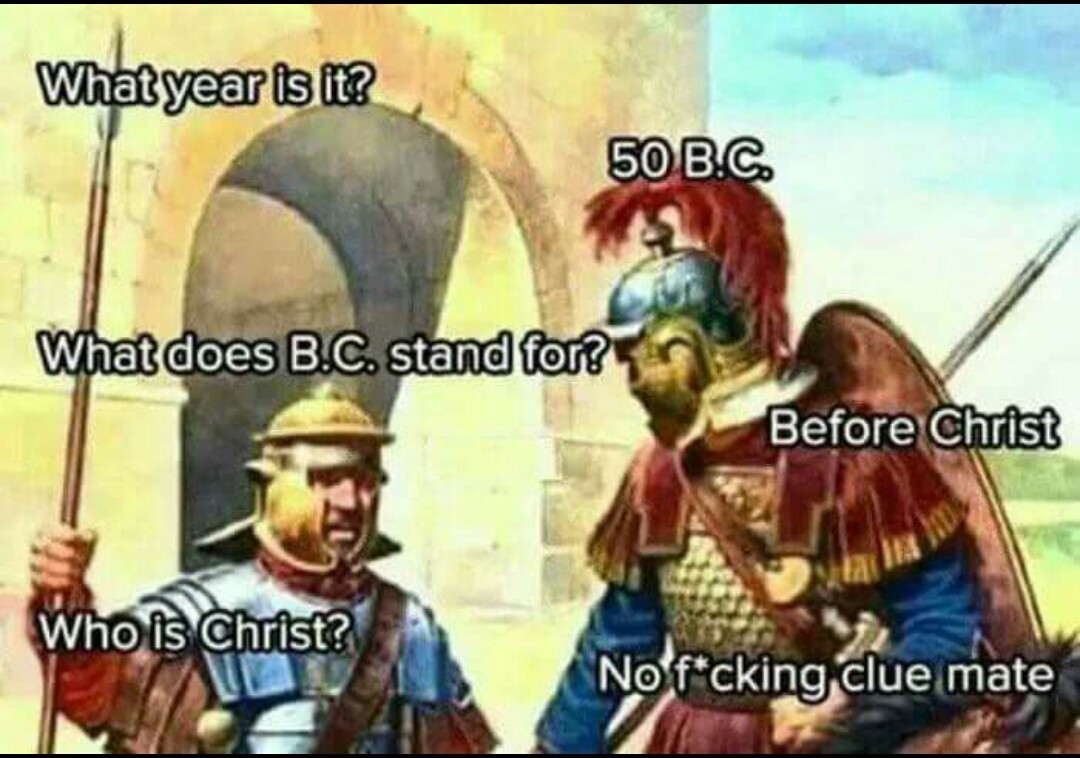 Ancient - meme