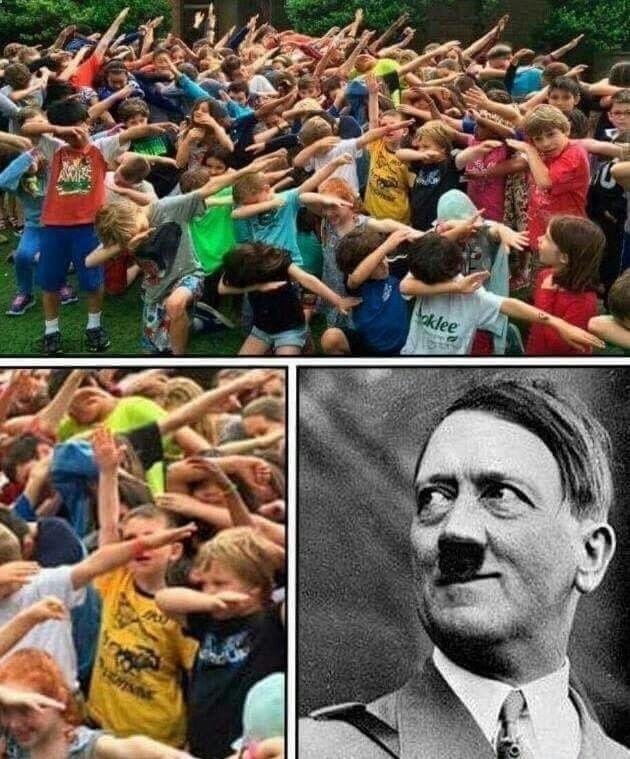teaching them young - meme