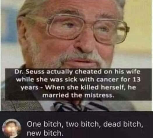 Dr Suess - meme