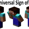 Universal Sign of Peace
