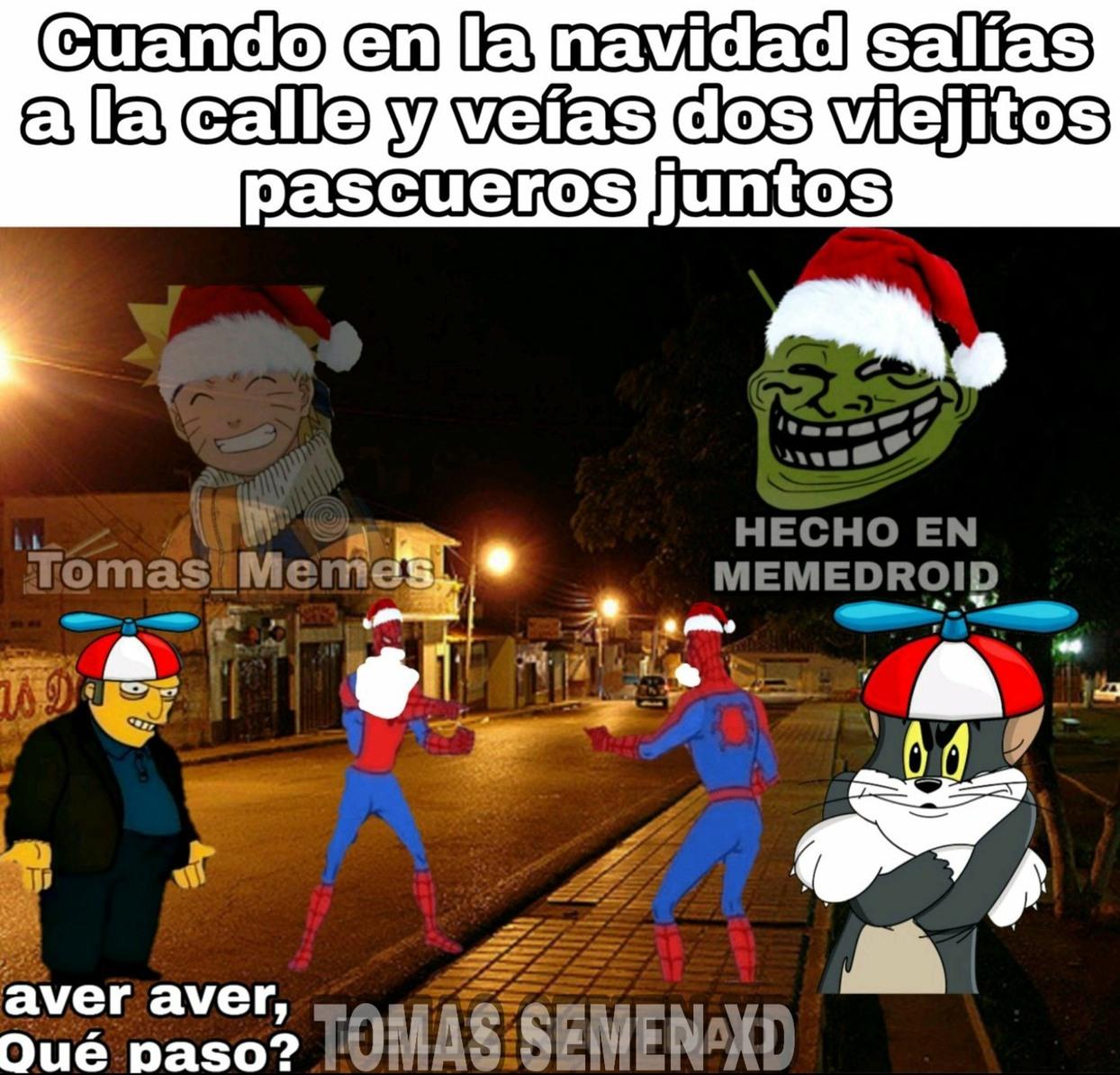 TOMAS SEMEN XDDDDDD - meme