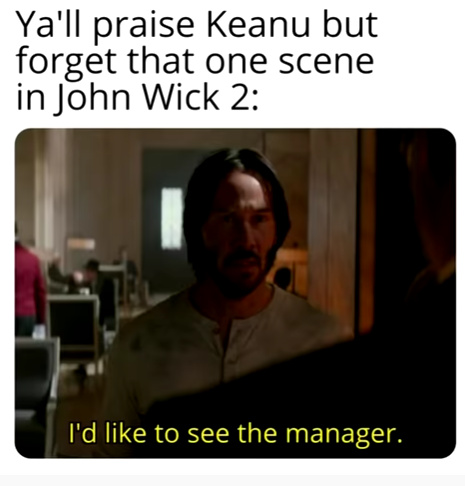 The Best John Wick Memes Memedroid