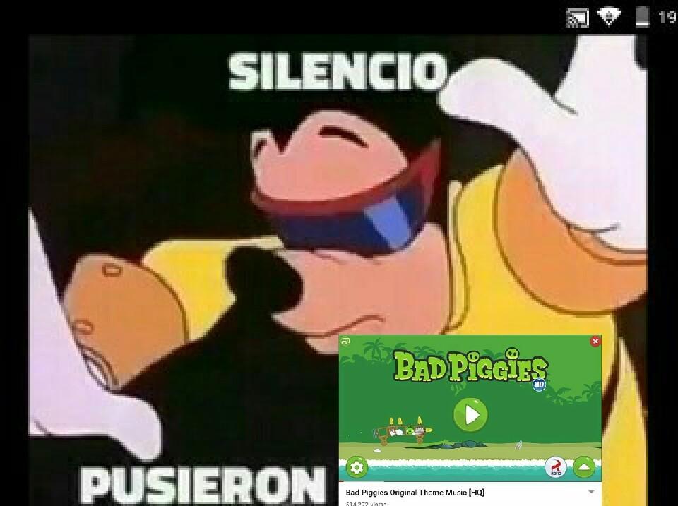 CHANCHITOS VERDES XD - meme