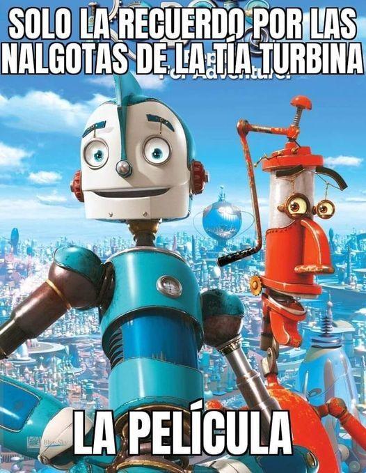 robots - meme